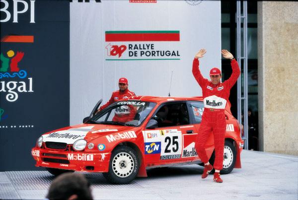 Toyota-Corolla-WRC-1999-Portekiz-Rallisi